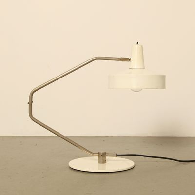 Mid Century Dutch Desk Lamp From Anvia 1960s 1