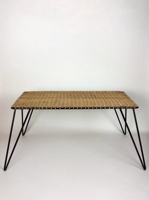 French Coffee Table By Raoul Guys 1960s 1