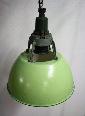 Vintage industrial pendant light 1960s for sale at pamono vintage industrial pendant light 1960s 2 mozeypictures Images