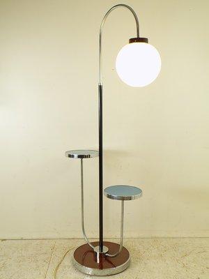 Vintage Floor Lamp By Jindřich Halabala 1