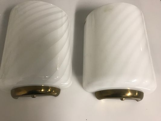 Vintage murano wall lights set of 2 for sale at pamono vintage murano wall lights set of 2 2 mozeypictures Gallery