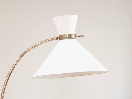 Mid-Century Modern Floor Lamp from Stablet for sale at Pamono