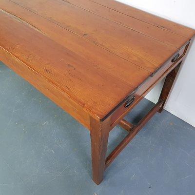 Antique Pine Kitchen Tables Antique pine kitchen table for sale at pamono antique pine kitchen table 6 workwithnaturefo