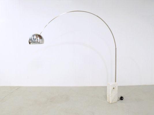 Arco floor lamp by archille pier giacomo castiglioni for flos arco floor lamp by archille pier giacomo castiglioni for flos aloadofball Choice Image