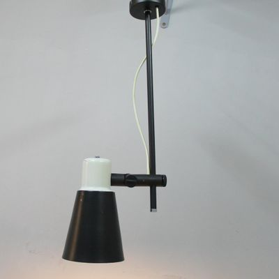 Vintage Dutch Ceiling Lamp 1960s 1