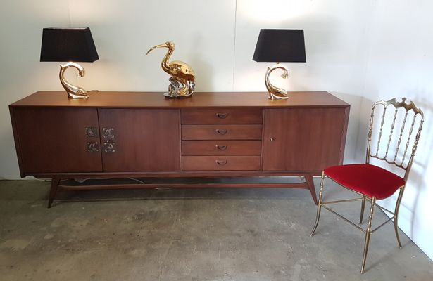 Sideboard Design mid century sideboard by louis teeffelen for wébé 1960s for