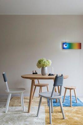 Naïve Grey Dining Table By Etc.etc. For Emko 1