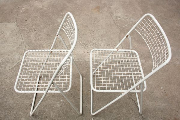 Sedie pieghevoli ikea alessi sedie pieghevoli sedie for Ikea sedie bianche