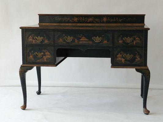 Antique Chinese Desk 3 - Antique Chinese Desk For Sale At Pamono