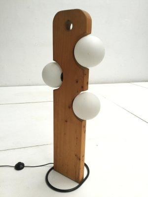 lamp lighting floor andrew design wood driftwood regina reclaimed