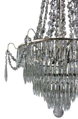 Swedish chandeliers 1930s set of 2 for sale at pamono swedish chandeliers 1930s set of 2 3 mozeypictures Choice Image