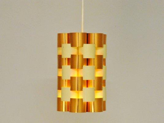 Vintage Scandinavian Hanging Lamp 1960s 2