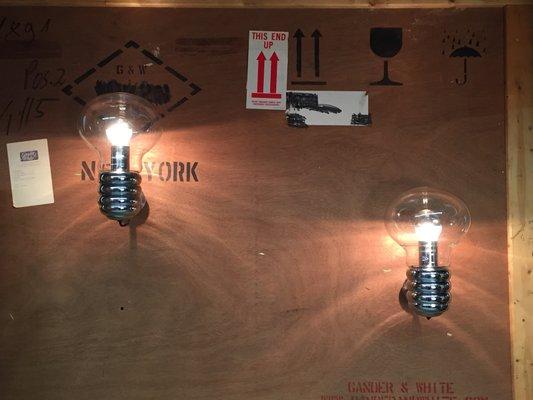 Wandlampen Von Ingo Maurer Für M Design, 2er Set 2