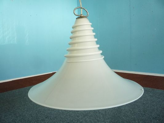 Murano Glass Pendant Lamp From Vistosi 1960s 1