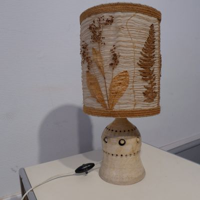 gourd barn pottery base table evelyn lamp products c ceramic