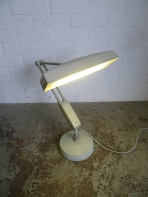 arm w drafting light work office desk clamp vintage architect lamp swing metal