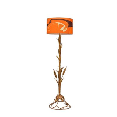 Sculptural Floor Lamp By P Moerenhout 1960s 1