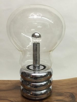 Clear Bulb Table Lamp By Ingo Maurer For M Design 1