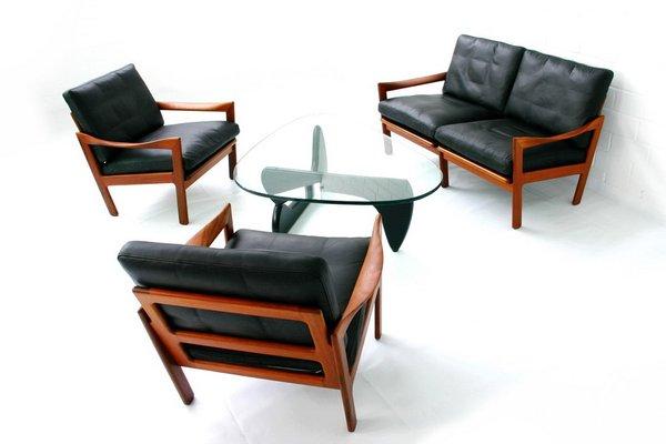 American IN-50 Coffee Table by Isamu Noguchi for Herman Miller ...