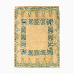 Antique Viennese Carpet