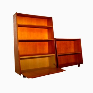 Bookcases from Pastoe, 1970s, Set of 2