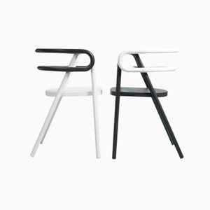 Chair Composition by Bakery Studio, Set of 2