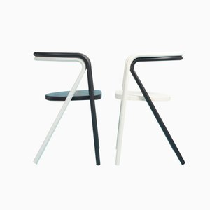 Chaise Composition par Bakery Studio, Set de 2