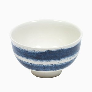 Indigo Rain Handleless Cup by Faye Toogood for 1882 Ltd
