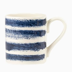 Indigo Rain Tankard by Faye Toogood for 1882 Ltd
