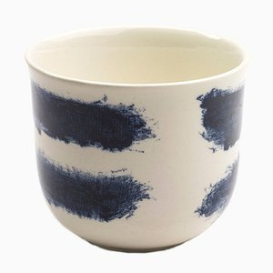 Indigo Rain Espresso Cup by Faye Toogood for 1882 Ltd