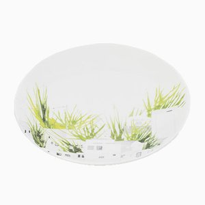 Power Plant Salad Plate by Lindsey Adelman