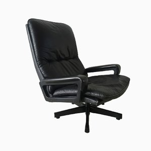 Vintage Swiss Lounge Chair by André Vandenbeuck for Strässle