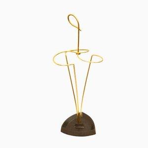 Austrian Brass Umbrella Stand