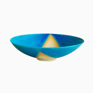 Danish Large Bowl by Inger Krebs, 1980s