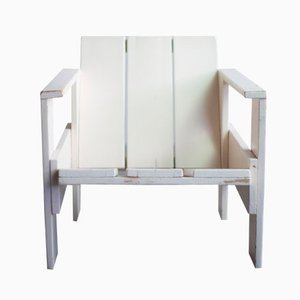 Crate Chair by Gerrit Rietveld for Metz & Co., 1934