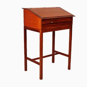 Dänischer Schreibtisch aus Mahagoni