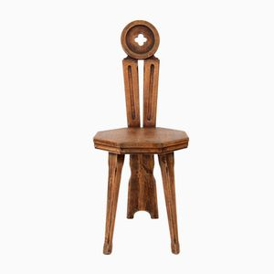 Dutch Side Chair by Arno Zoetmulder, 1920s