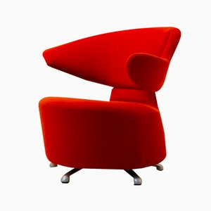 Vintage Canta Armchair by Toshiyuki Kita for Cassina