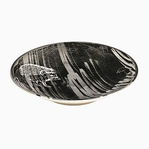 Large Ink'd Serving Bowl by Kiki van Eijk