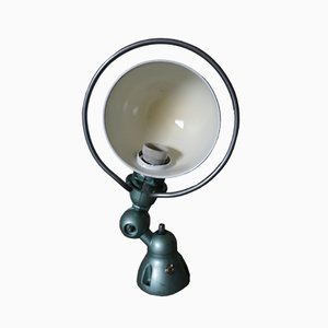 Industrial French Wall Light by Jean-Louis Domecq for Jieldé, 1950s