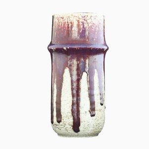 Steingut Vase von Sylvia Leuchovius für Rörstrand, 1960er