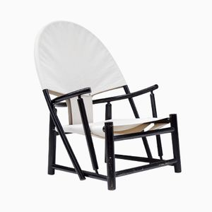 Vintage Hoop Chair by Werther Toffoloni & Piero Palange