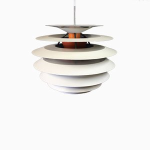 Danish PH Contrast Lamp by Poul Henningsen for Louis Poulsen, 1960s