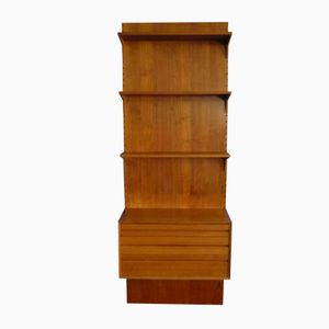 Danish Teak Shelving System by Poul Cadovius for Cado Royal Denmark, 1960s