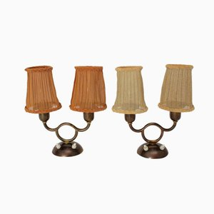 Viennese Table Lamps by Josef Frank, 1930s, Set of 2