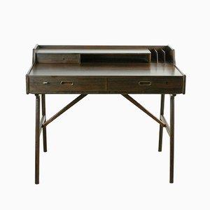 Nr. 56 Schreibtisch aus Palisander von Arne Wahl Iversen für Vinde Møbelfabrik 1960er