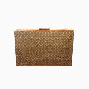Koffer mit Quadratischem Griff von Louis Vuitton, 1970er