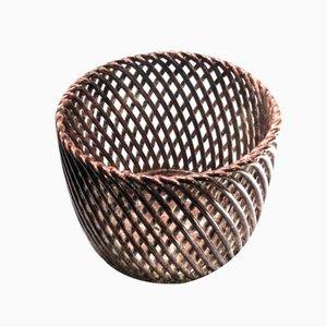 Grand Cache-Pot de Mürztaler Keramik, Autriche, 1950s