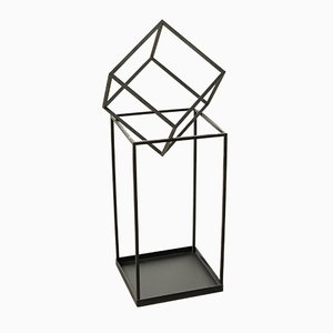 Who Are You Umbrella Stand by Marco Ripa