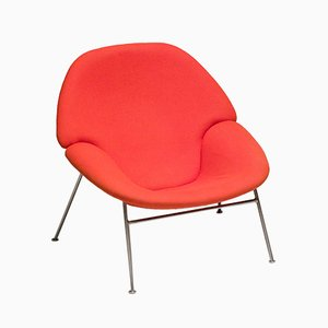 Vintage F555 Lounge Chair by Pierre Paulin for Artifort